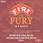 The Fire & Fury Story [3 CD] by Various Artists (CD, Jun-2007, 3 Discs, Charly Records (UK))