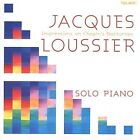 Solo Piano: Impressions on Chopin's Nocturnes by Jacques Loussier (CD, Oct-2004, Telarc Distribution)