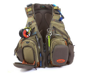 Details about NEW FISHPOND WASATCH FLY FISHING VEST BACKPACK DRIFTWOOD FREE U.S. SHIPPING
