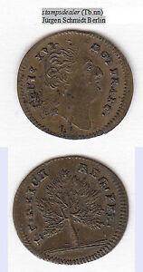 REICH-Nuernberg-Rechenpfennig-Louis-XVI-Baum-ca-1-00-g-ca-20-mm-Tb-nn