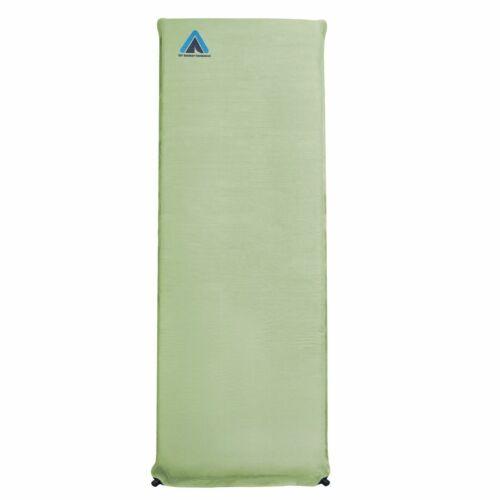 Colchón autoinflable Bea 600 200x66x6cm con funda de microfibra