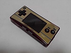 Nintendo-Gameboy-Micro-Famicom-Color-Console-F-S-JAPAN-SAL-USED
