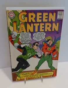 Green-Lantern-No-40-1965-Origin-of-Infinite-Earth-039-s-1st-appear-of-Krona
