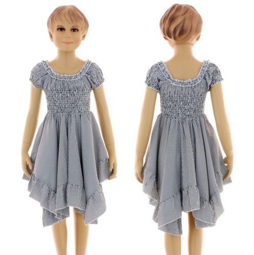 KK600 Kinder Mädchen sommer kleid Kinder festlich Kleid