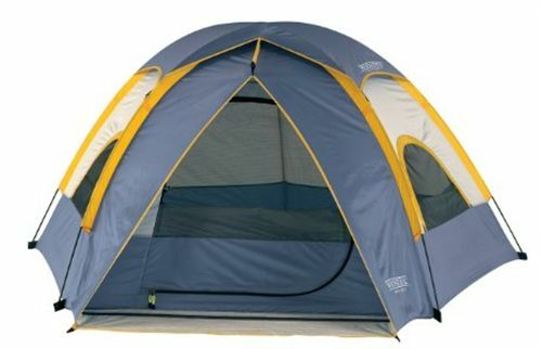 Alpine 3 Person 3 Pole Capming Hiking Dome Tent 8.5' x 4' x 8'