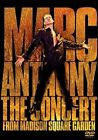 Concert From Madison Square Garde 0074645409894 With Marc Anthony DVD Region 1
