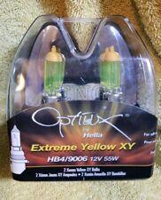 hb4 9006 Headlight Bulb Set-Optilux Headlight Bulb Set Front Hella H71070602