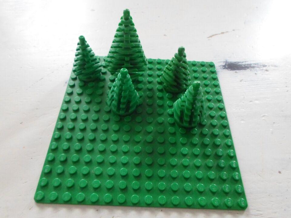 Lego andet, Lego grantræer