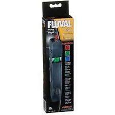 FLUVAL e50w Riscaldatore acquario con display LCD