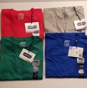 Jockey-JKY-Sport-Mens-Crew-Neck-Tee-T-Shirts-Various-Colors-M-L-XL-NWT