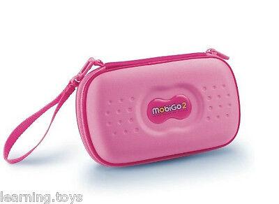 Vtech MobiGo Carrying Case Cover-rose s/'adapte à toutes les Mobigo Systems