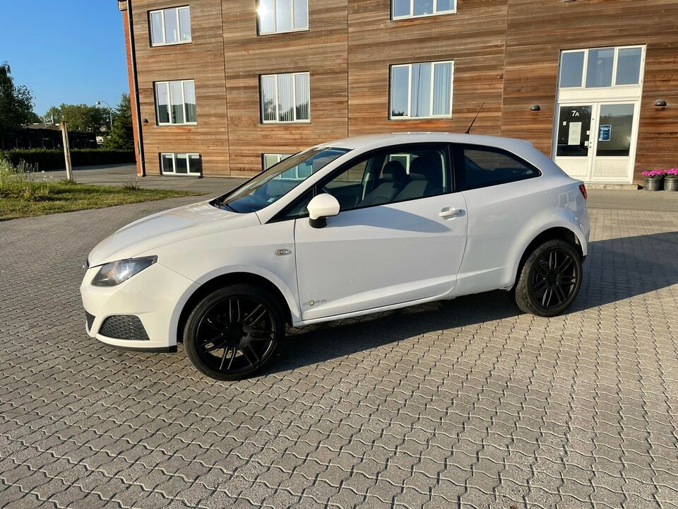 Seat Ibiza, 1,2 12V 60 Reference SC, Benzin