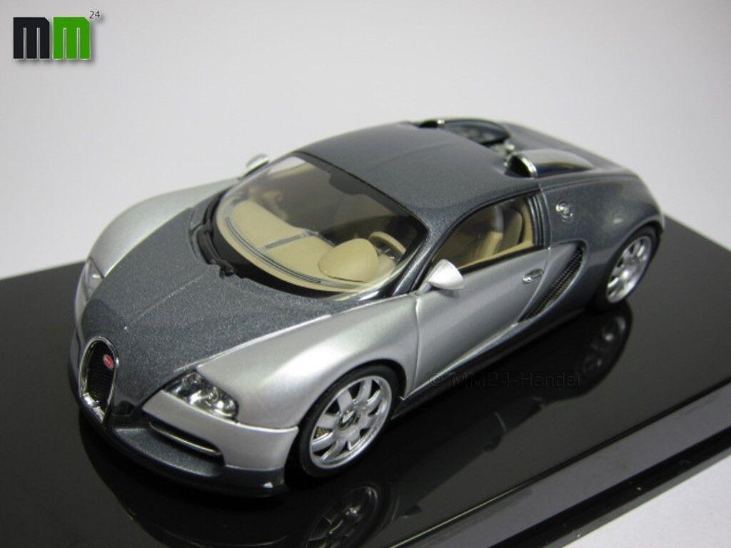 1 43 Bugatti EB 16.4 Veyron 2003 GENF Carart 50902 DieCast Modelauto 1 43