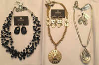 Chico's Jewelry Sets: Select Your Favorite