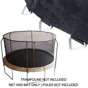 14ft Trampoline Net Amp Mat 150 Quot 72 Rings For Bouncepro
