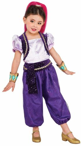 Rubies Shimmer and Shine Deluxe Shimmer Child Costume Small