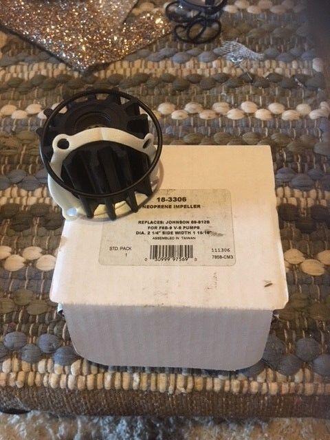 Sierra 18-3306 Impeller Replaces 09-812B
