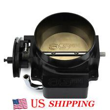 92mm Throttle Body Only For Billet Intake Ls1 Ls2 Ls6 Ls3 Ls7 Gm Gen Iii Black