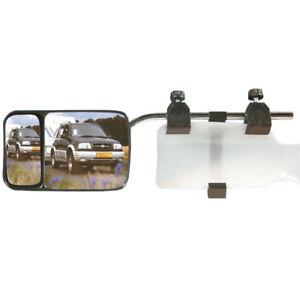 Caravan-Wohnwagen-Toter-Winkel-Spiegel-Scope-Universal-Aufsteck-Camping-2-Stueck