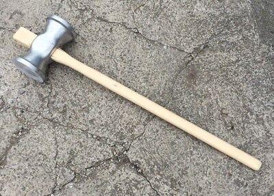 "Aluminium Castex No 1 Alloy Fencing Maul 36/"" Hardwood Pick Eye Handle"