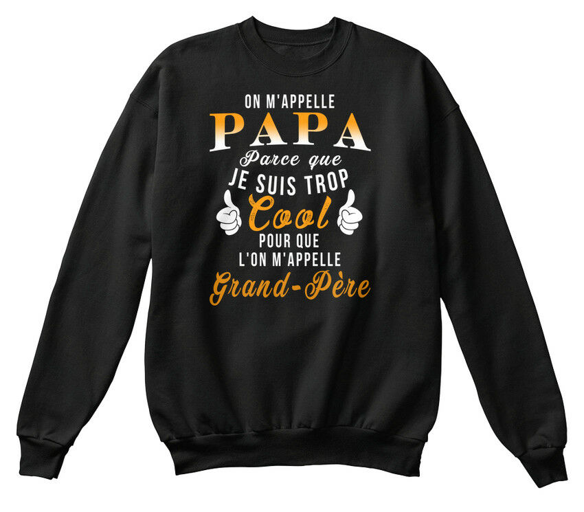 Papa Cool 2 S S S Bequemer Pullover | Fuxin