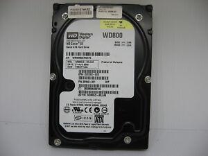 Hard-Disk-Weatern-Digital-WD-Caviar-SE-WD800JD-60LUA0-80Gb-SATA-3-5-ATA-7200