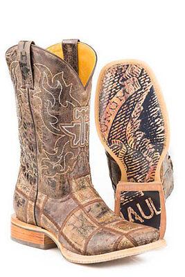 ff337d926a8 Tin Haul Money Maker Eagle Men's Boot 1402000070342 FREE SHIPPING | eBay
