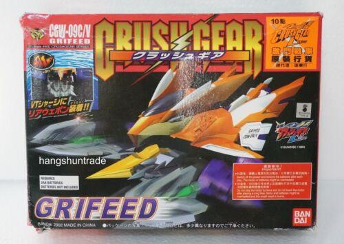 Bandai Crush Gear Turbo CGW-09C//V Grifeed 1//1 Scale 4WD Model Kit