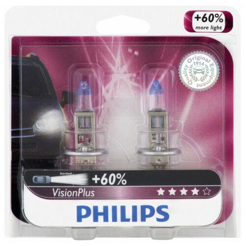 VisionPlus zz Philips Low Beam Headlight Light Bulb for Lexus LX470 1998-2007
