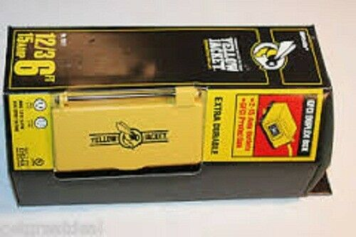 WOODS YELLOW JACKET 2517 TWO OUTLET GFCI POWER STATION CORD OSHA SALE