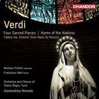 Verdi: Four Sacred Pieces; Hymn of the Nations (CD, Feb-2011, Chandos)
