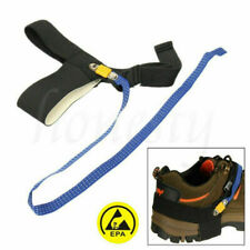 Anti Static ESD Adjustable Foot Strap Heel electronic Discharge Band GroundZ2MP2
