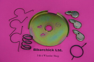 Handle /& Pull Start Rebuild Kit Rope HONDA 84-86 ATC200S Recoil Starter Spring