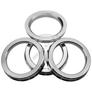 4x Set Zentrierringe Aluminium 66,6-57,1 Alu OE Premium Qualität WHEELLA