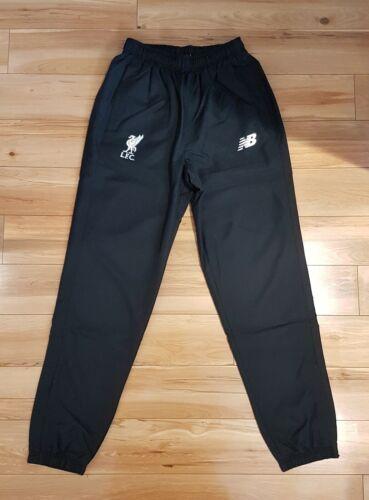 Liverpool FC Adults Black Training Tracksuit Bottoms BNWT WSPM502