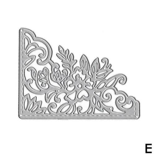 Hochzeitskarte Spitze Stanzformen Schablonen Sammelalbum Prägekarte Handwer Z1I4