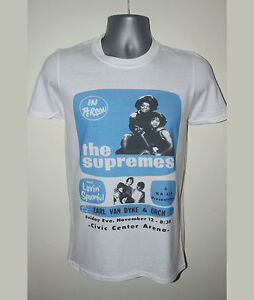 The-Supremes-T-shirt-Soul-Little-Richard-Otis-Reading-Sun-Records-ray-charles
