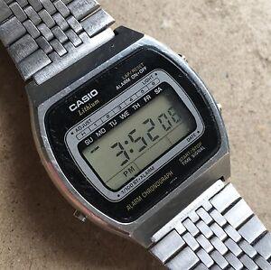 847502878362 La imagen se está cargando Reloj-de-Pulsera-Vintage-Casio-Casiotron-81CS