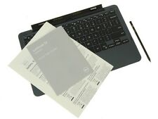 Dell Latitude 11 5175 5179 Dock Tablet Keyboard WF3MH FWV30 STYLUS NOT INCLUDED