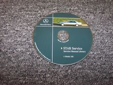1994 1995 1996 Mercedes Benz S320 S420 S500 S600 Service Repair Manual DVD