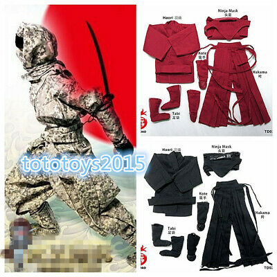 #29,scale 1//6 suit protection of hands and feet for a samurai.