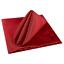miniature 28 - En-Tissu-Uni-Polyester-Coton-Serviettes-de-table-de-mariage-tissu-lin-Diner-1pc