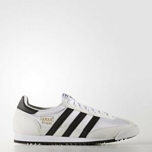 Adidas-Original-Dragon-OG-Athletic-Sneakers-White-BB1270-SZ-4-11
