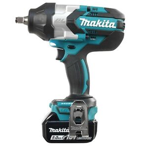 Makita-DTW1002RTE-18-V-5-0-Ah-1-2-in-Brushless-High-Torque-Impact-Wrench-Kit