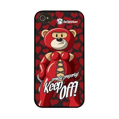 Hard Case I Phone 4/4s Cover Generous Bad Taste Bears Keep Off New 50% OFF
