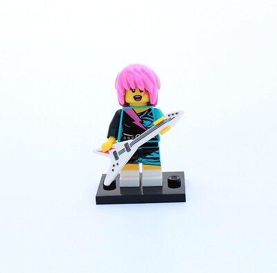 NEW LEGO MINIFIGURES SERIES 7 8831 - Rocker Girl
