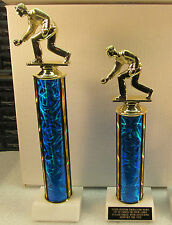 Bocce Ball Lawn Bowling Award MorF 1st,2nd FREE Engraving Ships 2-3 Day Mail