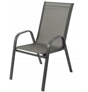 Détails sur Chaise Lot Chaise Chaise de jardin mobilier de jardin terrasse  balcon jardin fauteuil gartense- afficher le titre d\'origine