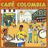 CAFE COLOMBIA CD (FEAT. ALFREDO DE LA FE, LOS BUNKERS, ZUMAQU ETC.)