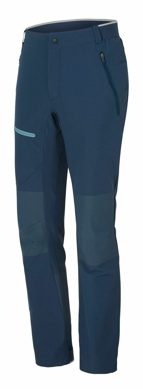 Ziener Men's Cycling Leisure  Functional Trousers Long Narvik Man bluee 199251 501  sale online save 70%